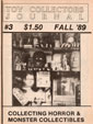 TOY COLLECTORS JOURNAL #3 - Newsprint Magazine