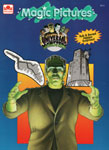 UNIVERSAL MONSTERS MAGIC PICTURES - Golden Book
