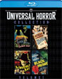 UNIVERSAL HORROR COLLECTION Vol. 1 - Blu-Ray Set