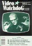 VIDEO WATCHDOG #12 - Magazine