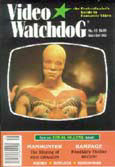 VIDEO WATCHDOG #13 - Magazine