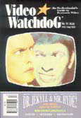 VIDEO WATCHDOG #18 - Magazine