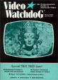 VIDEO WATCHDOG #9 - Magazine