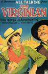VIRGINIAN, THE (Gary Cooper) - 11X17 Poster Reproduction