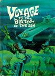 VOYAGE TO THE BOTTOM OF THE SEA (TV Adventure) - Book