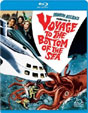 VOYAGE TO THE BOTTOM OF THE SEA (1961) - Blu-Ray