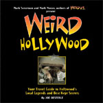 WEIRD HOLLYWOOD - Hardback Book
