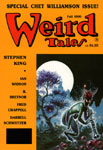 WEIRD TALES (Fall 1990) - Pulp Magazine