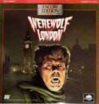 WEREWOLF OF LONDON (1935) - Laser Disc