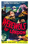 WEREWOLF OF LONDON (1935) - 11X17 Poster Reproduction