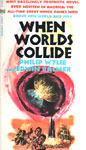 WHEN WORLDS COLLIDE (1962 Paperback Library) - Paperback