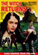 WITCH RETURNS, THE (1952) - All Region DVD-R