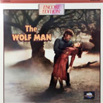 WOLF MAN, THE (1941) - Laser Disc