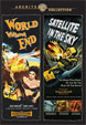 WORLD WITHOUT END (1956)/SATELLITE IN THE SKY (1956) - DVD