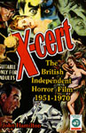"X-CERT (""X"" Certificate for Horror!) - Softcover Book"