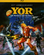 YOR - THE HUNTER OF THE UNIVERSE (1983) - Blu-Ray