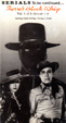 ZORRO'S BLACK WHIP (1944) (Complete Serial) - VHS Set