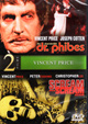 ABOMINABLE DR. PHIBES/SCREAM & SCREAM AGAIN (Dbl. Feature) - DVD