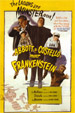 ABBOTT & COSTELLO MEET FRANKENSTEIN (Style 3) - 11X17 Repro