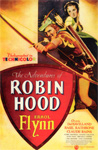 ADVENTURES OF ROBIN HOOD (1938) - 11X17 Poster Reproduction