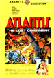 ATLANTIS - THE LOST CONTINENT (1960) - DVD