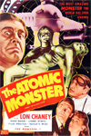 ATOMIC MONSTER, THE - 11X17 Poster Reproduction