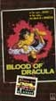 BLOOD OF DRACULA (1958) - Used VHS