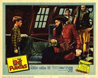 CHARLES HERBERT - BOY & PIRATES Sword Lobby Card - Autographed
