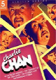 CHARLIE CHAN LIMITED SERIES (5 Movies) - DVD Set
