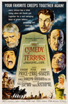 COMEDY OF TERRORS, THE (1963) - 11X17 Poster Reproduction
