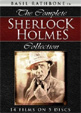 COMPLETE SHERLOCK HOLMES COLLECTION - DVD Set