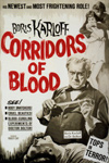 CORRIDORS OF BLOOD - 11X17 Poster Reproduction