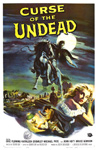 CURSE OF THE UNDEAD - 11X17 Poster Reproduction