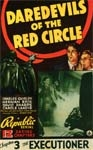 DAREDEVILS OF THE RED CIRCLE - 11X17 Poster Reproduction
