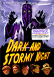 DARK AND STORMY NIGHT (2010) - DVD