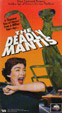 DEADLY MANTIS, THE (1957) - Used VHS