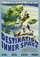 DESTINATION INNER SPACE (1966) - DVD