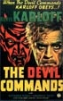 DEVIL COMMANDS, THE (1941) - Poster Reproduction