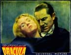DRACULA (1931/Cape Wrap Victim) - 11X14 Lobby Card Reproduction