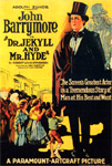 DR. JEKYLL AND MR. HYDE (1920/OSY) - 11X17 Poster Reproduction