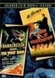 FRANKENSTEIN MEETS THE WOLF MAN/HOUSE OF FRANKENSTEIN - Used DVD