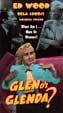 GLEN OR GLENDA (1953) - Used VHS