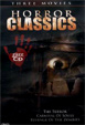 HORROR CLASSICS (Triple Feature) - Used DVD