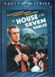 HOUSE OF THE SEVEN GABLES (1940/AV) - DVD