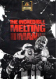 INCREDIBLE MELTING MAN, THE (1977) - DVD