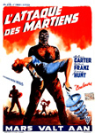 INVADERS FROM MARS (1953/Belgium) - 11X17 Poster Reproduction