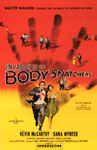 INVASION OF THE BODY SNATCHERS (1956) - 11X17 Poster Repro