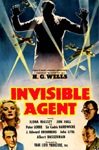 INVISIBLE AGENT (1942) - 11X17 Poster Reproduction