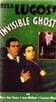 INVISIBLE GHOST (1941) - Used VHS