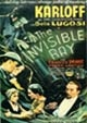 INVISIBLE RAY, THE (1937) - Bela Lugosi Collection DVD Set